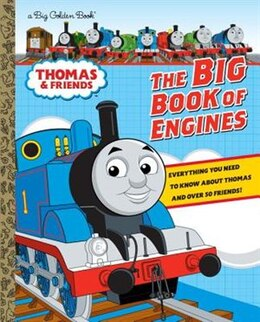 Book The Big Book Of Engines (thomas & Friends) by W. Awdry