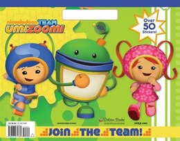 Book Join The Team! (team Umizoomi) by Golden Books