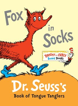 Book Fox In Socks: Dr. Seuss's Book Of Tongue Tanglers by Dr. Seuss