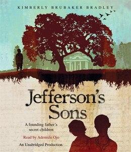 Book Jefferson's Sons by Kimberly Brubaker Bradley