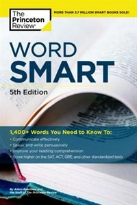 Book Word Smart, 5th Edition by Princeton Review