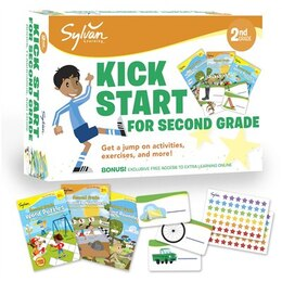 Book Sylvan Kick Start For Second Grade: Get A Jump On Activities, Exercises, And More! by Sylvan Learning