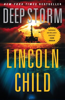 Book Deep Storm by Lincoln Child