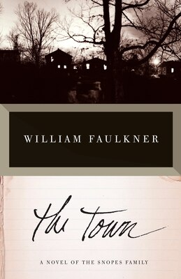 Book The Town by William Faulkner