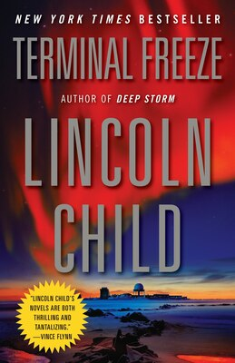 Book Terminal Freeze by Lincoln Child