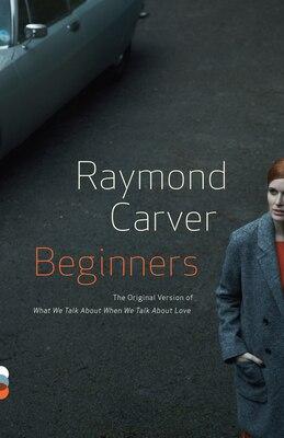 Book Beginners by Raymond Carver