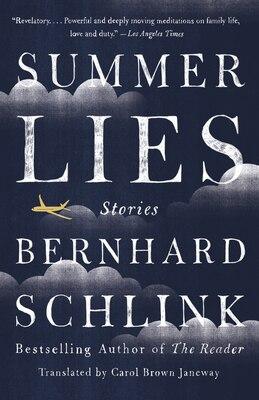 Book Summer Lies: Stories by Bernhard Schlink