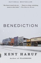 Book Benediction by Kent Haruf