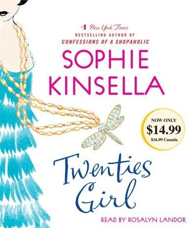 Twenties Girl: A Novel by Sophie Kinsella