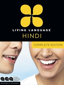 Book Living Language Hindi, Complete Edition: Beginner Through Advanced Course, Including 3 Coursebooks… by Living Language