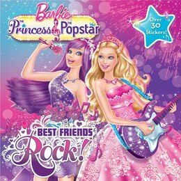 Book Best Friends Rock (barbie) by Mary Man-kong