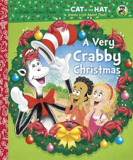 Book A Very Crabby Christmas (dr. Seuss/cat In The Hat) by Tish Rabe