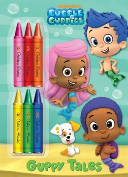Book Guppy Tales (bubble Guppies) by Golden Books