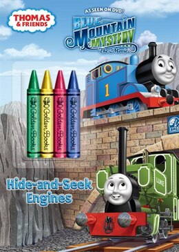 Book Hide-and-seek Engines (thomas & Friends) by W. Awdry