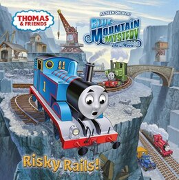 Book Risky Rails! (thomas & Friends) by W. Awdry