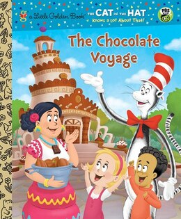Book The Chocolate Voyage (dr. Seuss/cat In The Hat) by Tish Rabe