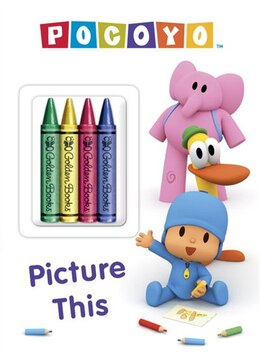Book Picture This (pocoyo) by Golden Books