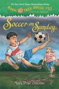 Book Soccer On Sunday by Mary Pope Osborne