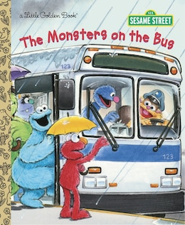 Book The Monsters On The Bus (sesame Street) by Sarah Albee