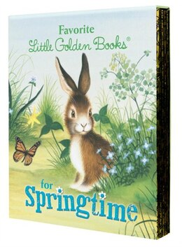 Book Favorite Little Golden Books For Springtime by Various