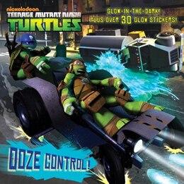 Book Ooze Control (teenage Mutant Ninja Turtles) by Random House