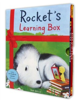 Book Rocket's Learning Box by Tad Hills