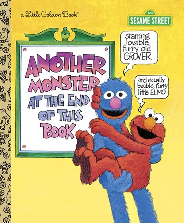 Another Monster At The End Of This Book (sesame Street) by Jon Stone