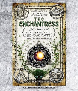 Book The Enchantress by Michael Scott