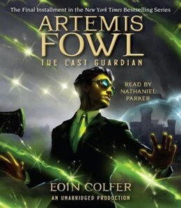 Book Artemis Fowl 8: The Last Guardian by Eoin Colfer