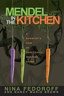Book Mendel in the Kitchen by Nina Fedoroff