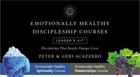 Emotionally Healthy Spirituality Course Leader's Kit: Discipleship That Deeply Changes Your…