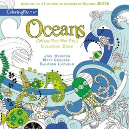 Book Oceans Adult Coloring Book: Where Feet May Fail by Joel Houston