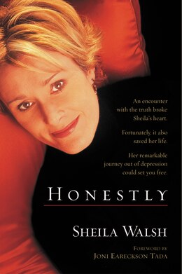 Book Honestly: HONESTLY by Sheila Walsh