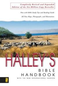 Halley's Bible Handbook With The New International Version: 75th Anniversary Celebration