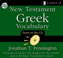 New Testament Greek Vocab Audio S: Learn on the Go