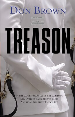 Book Treason by Don Brown