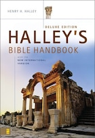 Halley's Bible Handbook With The New International Version - Deluxe Edition