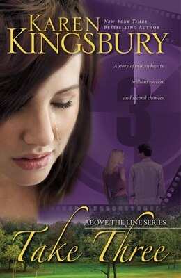 Book Take Three: Above The Line Series by Karen Kingsbury