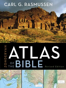 Book Zondervan Atlas Of The Bible by Carl G. Rasmussen