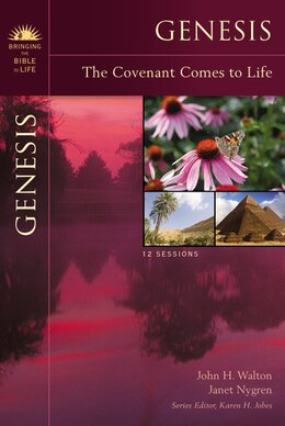 Book Genesis: The Covenant Comes to Life by John H. Walton