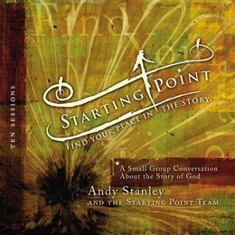 Book Starting Point Conversation Guide by Andy Stanley