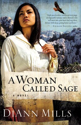 Book A Woman Called Sage: A Novel by Diann Mills