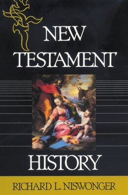 Book New Testament History by Richard Niswonger