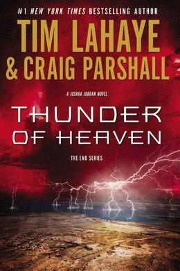 Book Thunder of Heaven: A Joshua Jordan Novel by Tim Lahaye