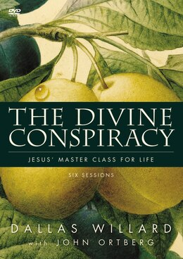 Book Divine Conspiracy: Jesus' Master Class For Live by Dallas Willard