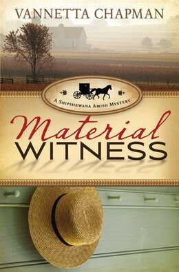 Book Material Witness by Vannetta Chapman
