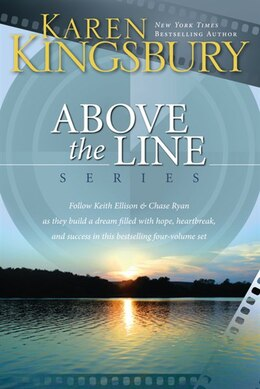 Book Take One, Take Two, Take Three, Take Four (Above the Line Series) Boxed Set by Karen Kingsbury