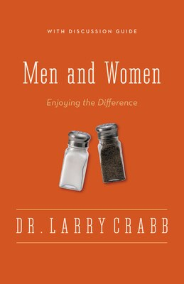 Book Men And Women: Enjoying The Difference by Larry Crabb
