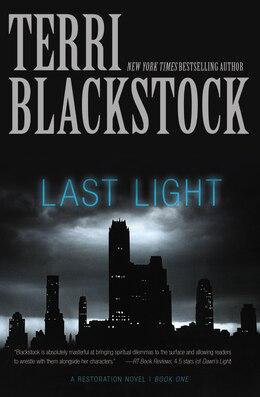 Book Last Light by Terri Blackstock