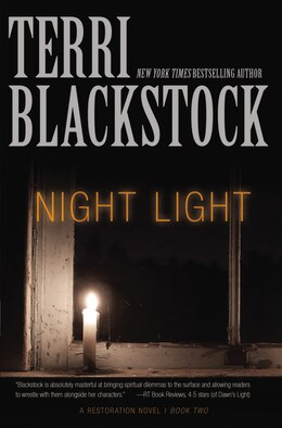 Book Night Light by Terri Blackstock